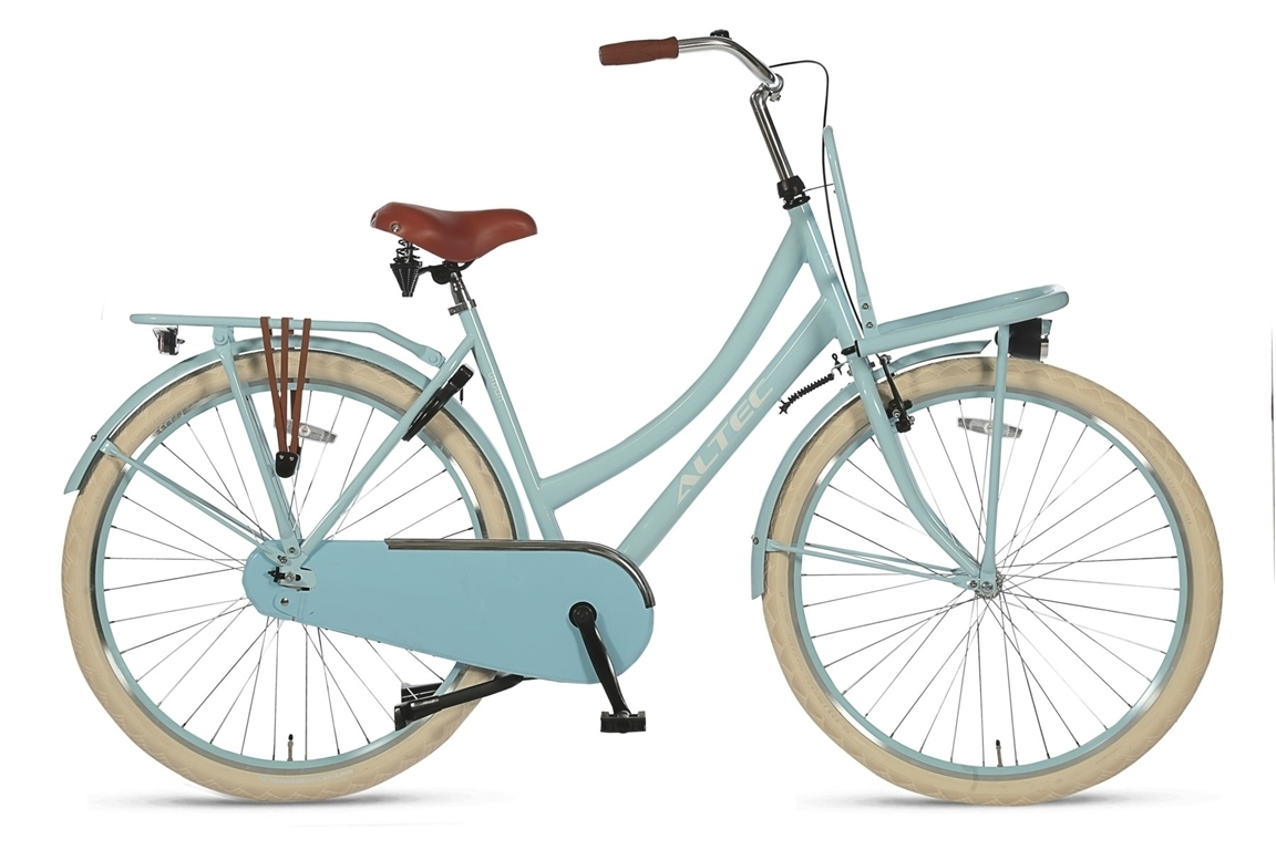 Altec--Damesfiets-Urban-28inch-Transportfiets-Light-Blue