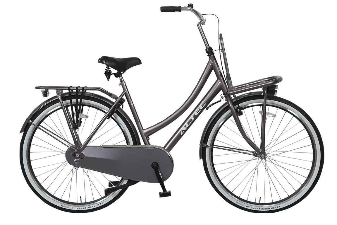 Altec-Urban-Damesfiets--28inch-Transportfiets-Slate-Grey