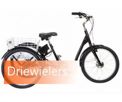Volwassen Driewielers-fietsen