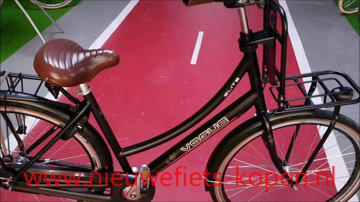 Vogue Elite Special Edition N3 Damesfiets 28 inch transportfiets