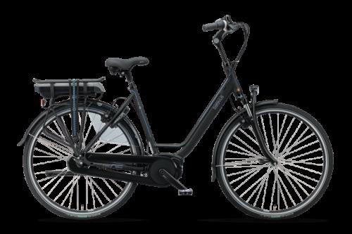 Batavus Wayz E-go® Active Elektrische damesfiets 300Wh BE500437_2_H_C matzwart