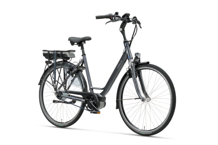 Batavus Wayz E-go®Active PLUS Exclusive Elektrische damesfiets titan BE100616_H_C 2