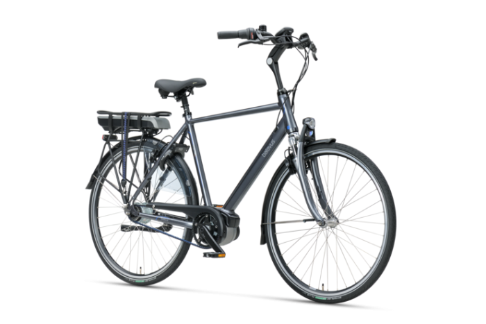 Batavus Wayz E-go®Active PLUS Exclusive Elektrische herenfiets titan BE500358_H_C 2