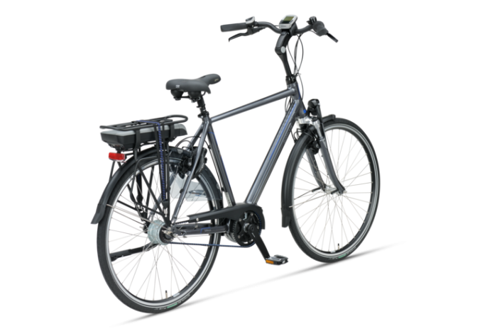 Batavus Wayz E-go®Active PLUS Exclusive Elektrische herenfiets titan BE500358_H_C 3