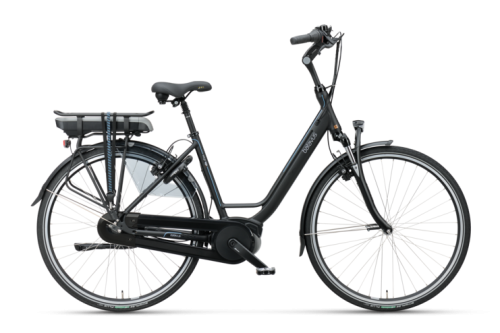 Batavus Wayz E-go®Enviolo 28 inch Elektrische damesfiets zwart BE101178