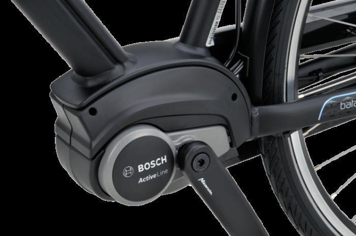 Batavus Wayz E-go®Enviolo 28 inch Elektrische herenfiets zwart 6