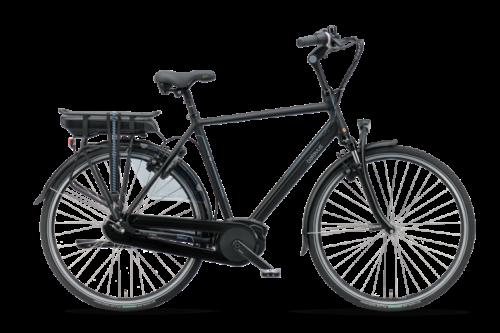 Batavus Wayz E-go®Enviolo 28 inch Elektrische herenfiets zwart BE500616