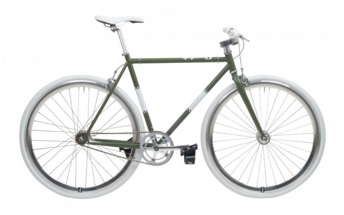 Cheetah 3.0 prey fixed gear Olive Green