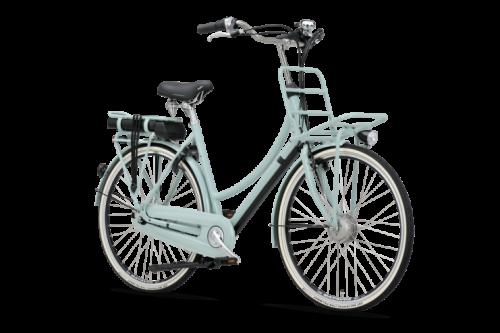 De Batavus CNCTD. E-go® Elektrische damesfiets 28 inch BE101073_H_C licht blauw 2