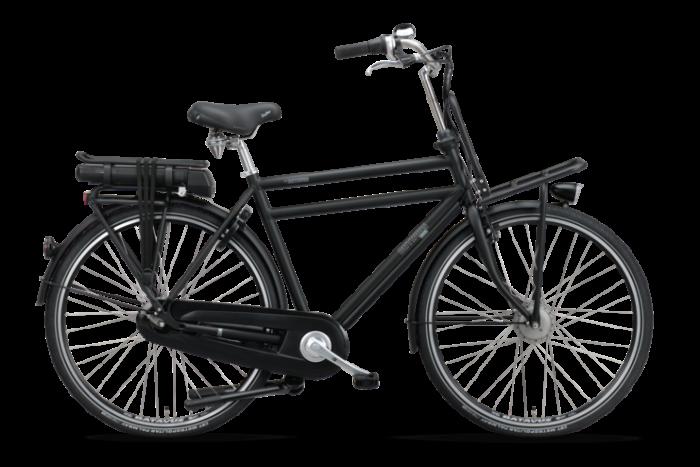 De Batavus CNCTD. E-go® Elektrische herenfiets 28 inch BE101073_H_C zwart 3