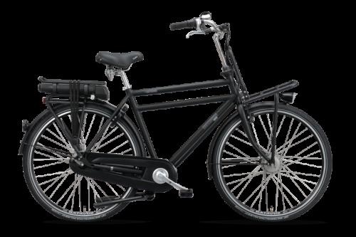 De Batavus CNCTD. E-go® Elektrische herenfiets 28 inch BE500560 H_C zwart 5