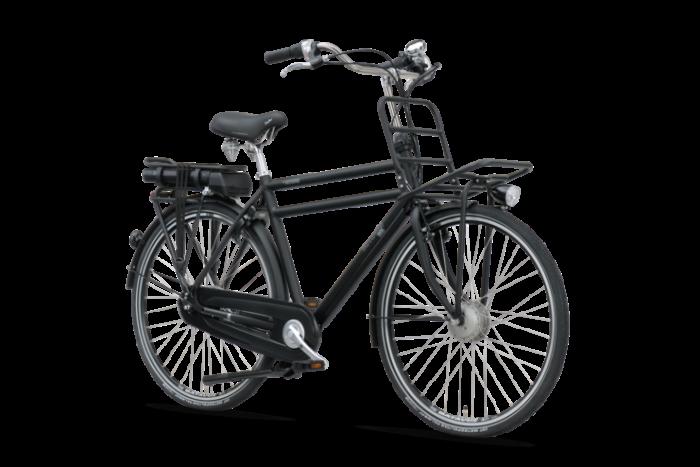 De Batavus CNCTD. E-go® Elektrische herenfiets 28 inch BE500560_H_C zwart 3