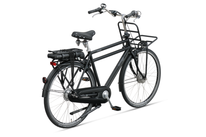 De Batavus CNCTD. E-go® Elektrische herenfiets 28 inch BE500560_H_C zwart4