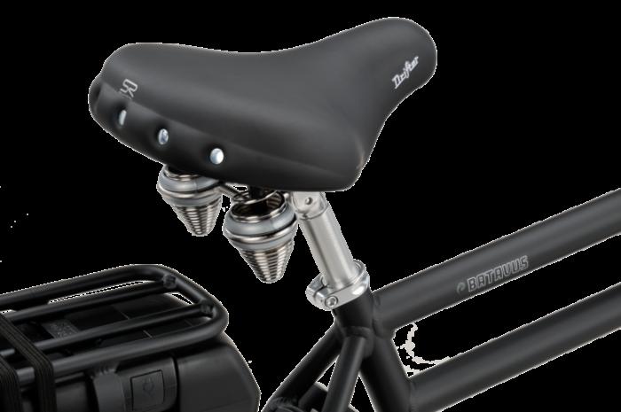 De Batavus CNCTD. E-go® Elektrische herenfiets 28 inch BE500560_H_C zwarttt