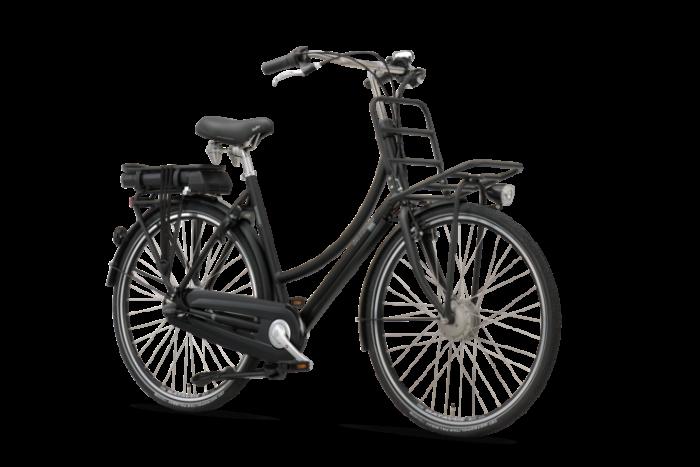 De Batavus CNCTD. E-go® Smart Elektrische damesfiets 28 inch BE100572_H_C zwart 2