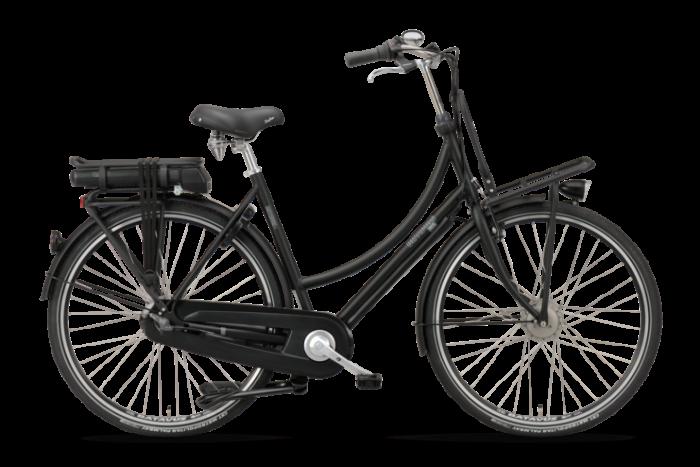 De Batavus CNCTD. E-go® Smart Elektrische damesfiets 28 inch BE100572_H_C zwart 4