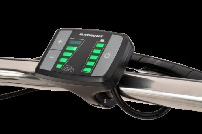 De Batavus CNCTD. E-go® Smart Elektrische damesfiets 28 inch BE100572_H_C zwart 7