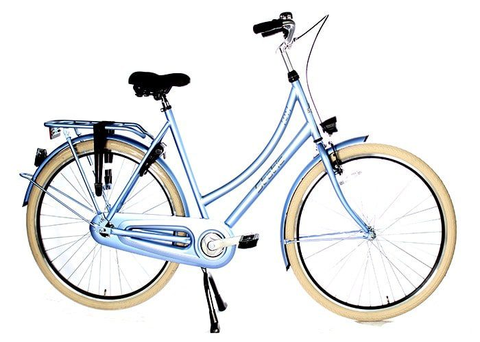 Static Urban 28 inch Dames Stadsfiets Paars