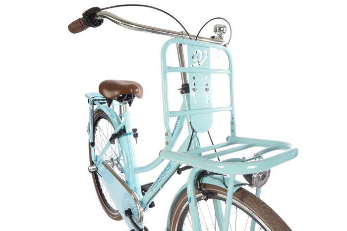Vogue transport dames transportfiets blauw
