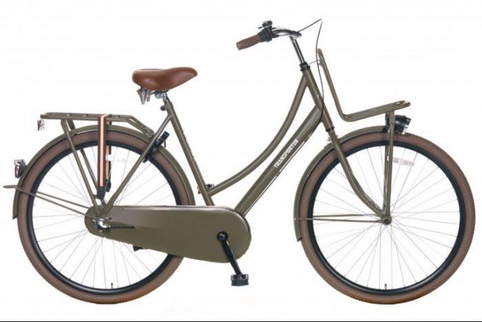popal transporter select plus mat groen